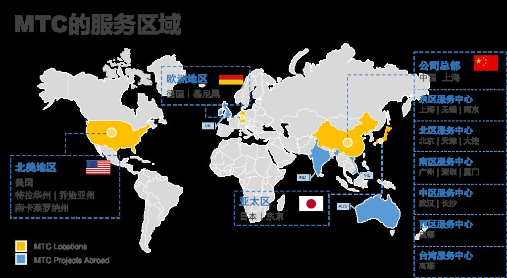 mtc map
