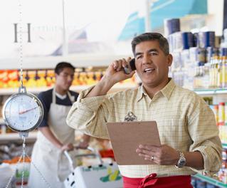 食品行业信息化