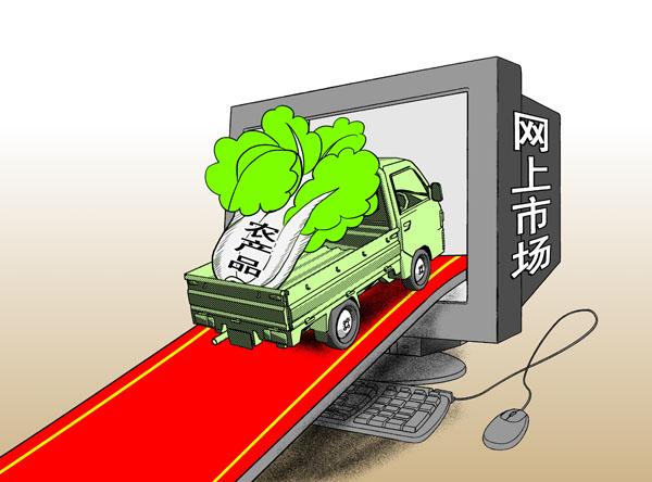 现代化农业