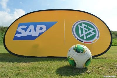 SAP HANA 将帮助德国圆梦世界杯