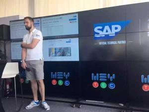 SAP HANA国际极限帆船赛